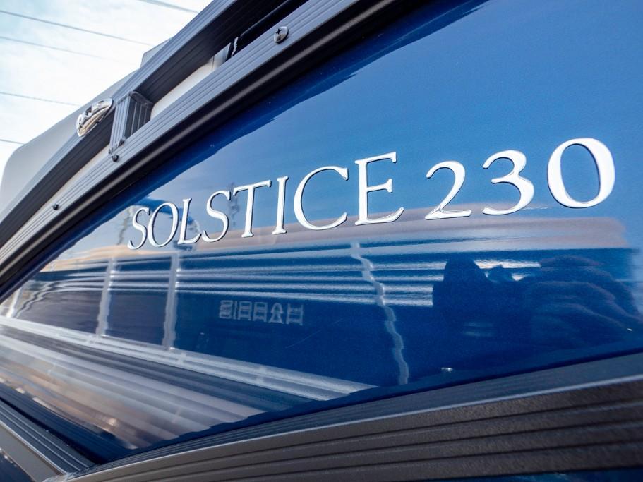 2020 Harris                                                              Solstice 230 Image Thumbnail #4