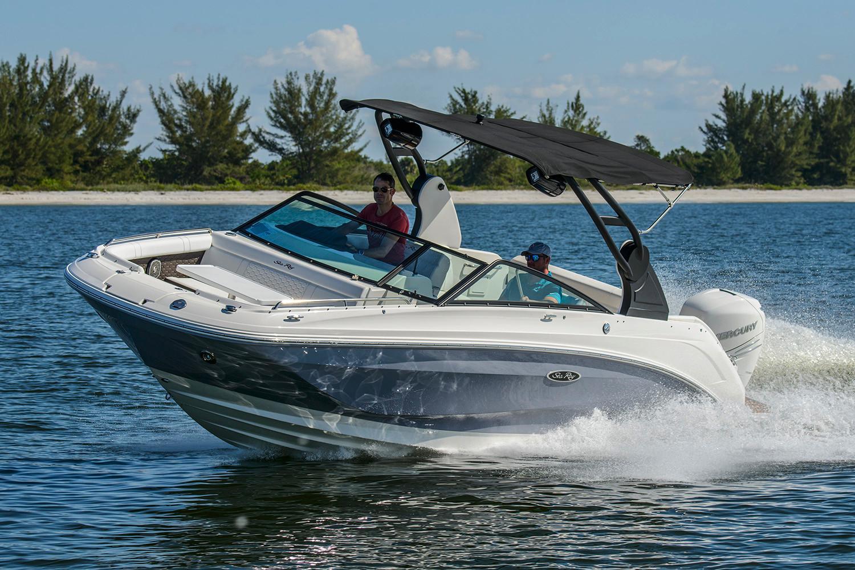 2021 Sea Ray                                                              SDX 250 Outboard Image Thumbnail #0