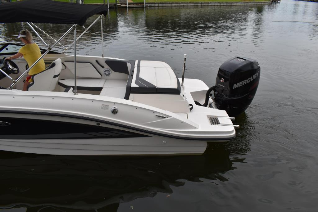 2017 Sea Ray                                                              21 SPX Outboard Image Thumbnail #1