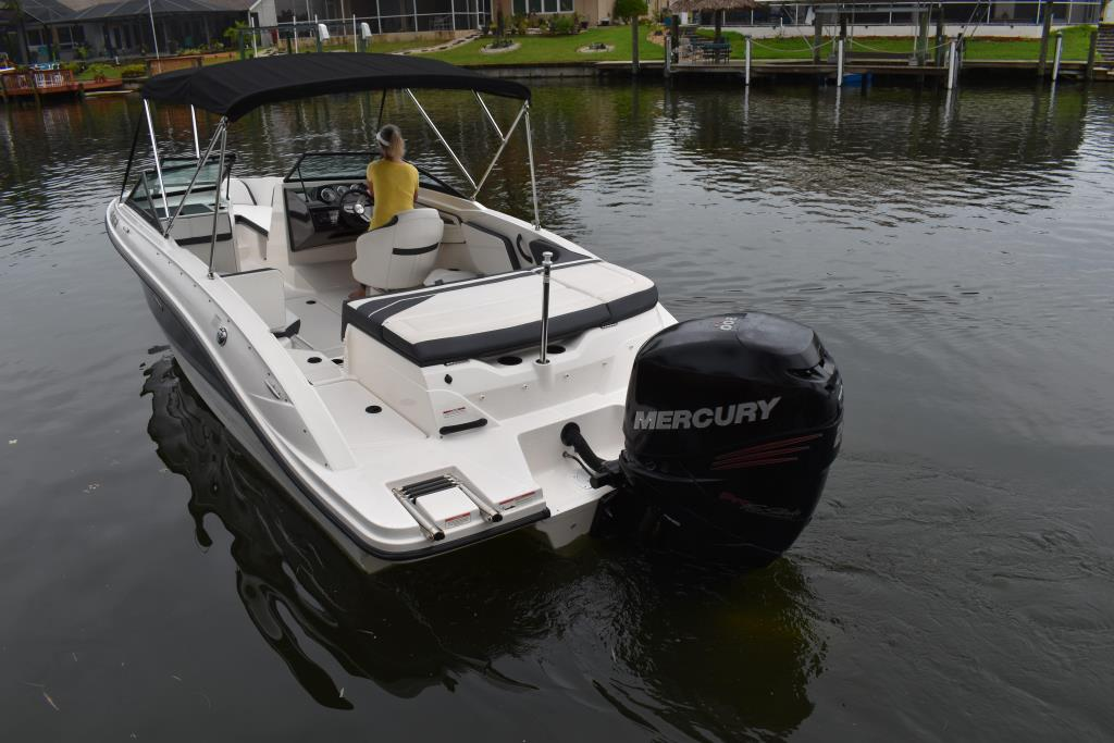 2017 Sea Ray                                                              21 SPX Outboard Image Thumbnail #3