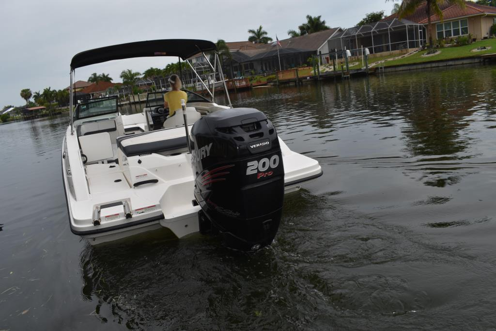 2017 Sea Ray                                                              21 SPX Outboard Image Thumbnail #13