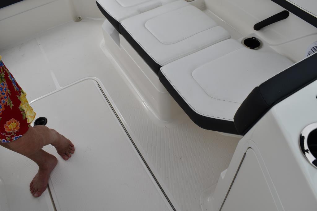2017 Sea Ray                                                              21 SPX Outboard Image Thumbnail #17