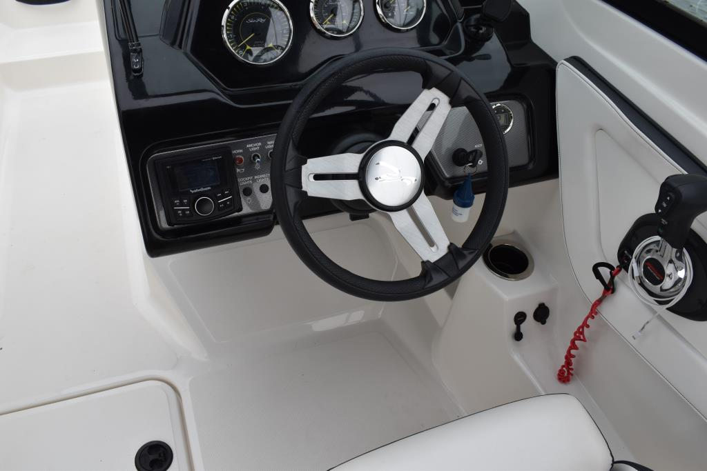 2017 Sea Ray                                                              21 SPX Outboard Image Thumbnail #22