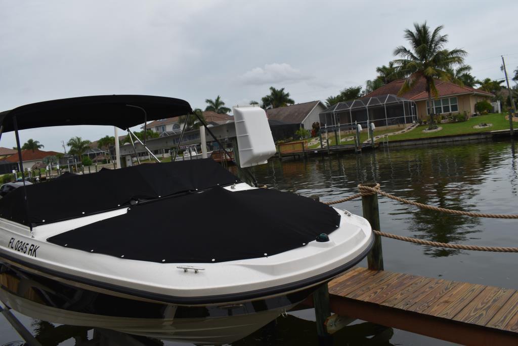 2017 Sea Ray                                                              21 SPX Outboard Image Thumbnail #34