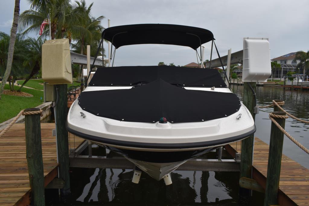 2017 Sea Ray                                                              21 SPX Outboard Image Thumbnail #35