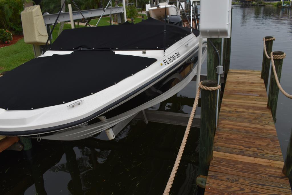 2017 Sea Ray                                                              21 SPX Outboard Image Thumbnail #36