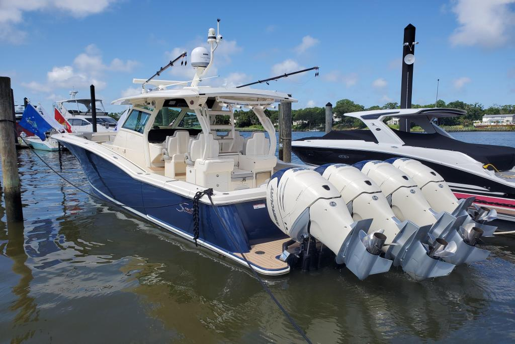 2019 Scout 420 LXF