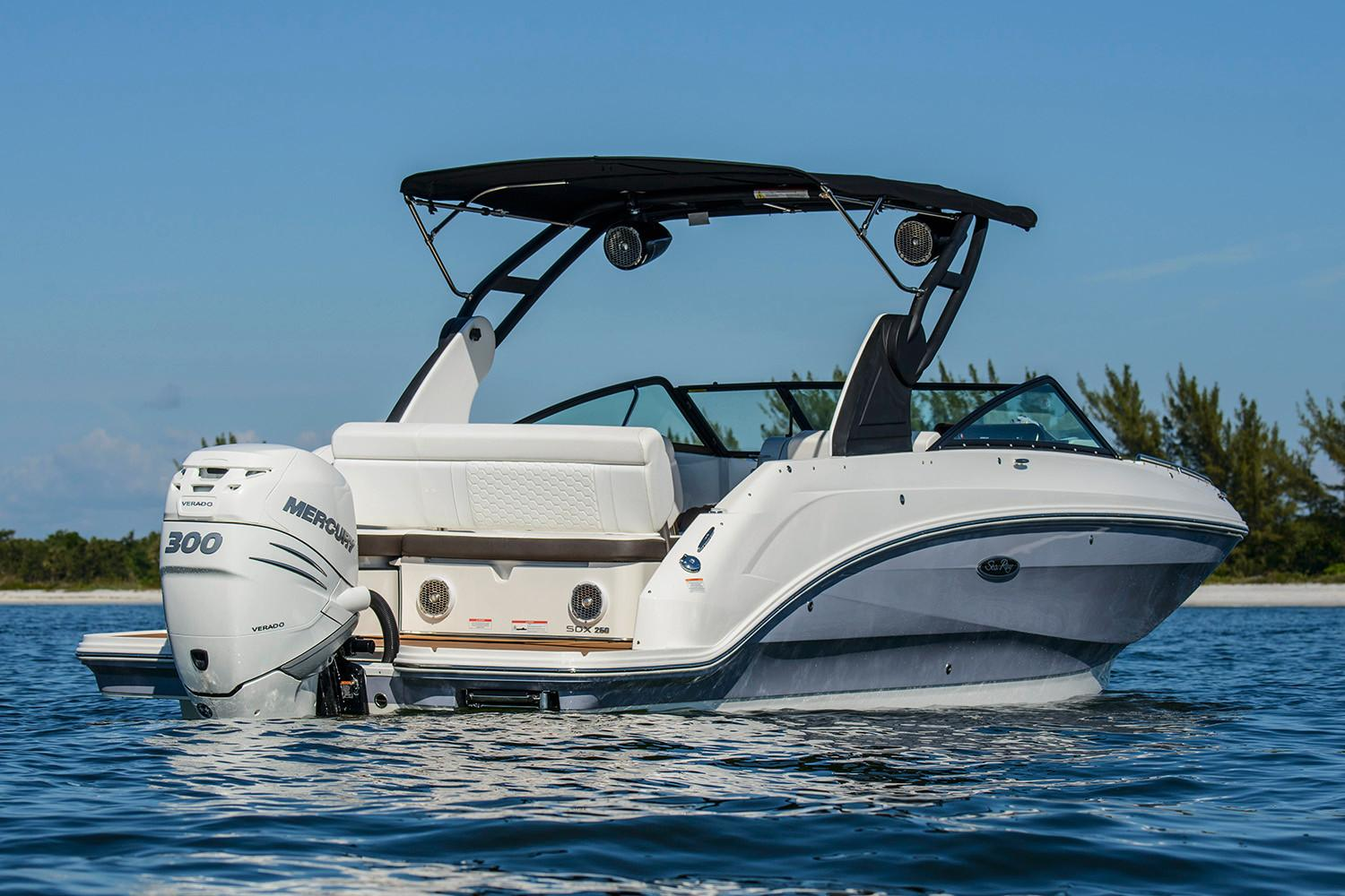 2021 Sea Ray                                                              SDX 250 Outboard Image Thumbnail #4