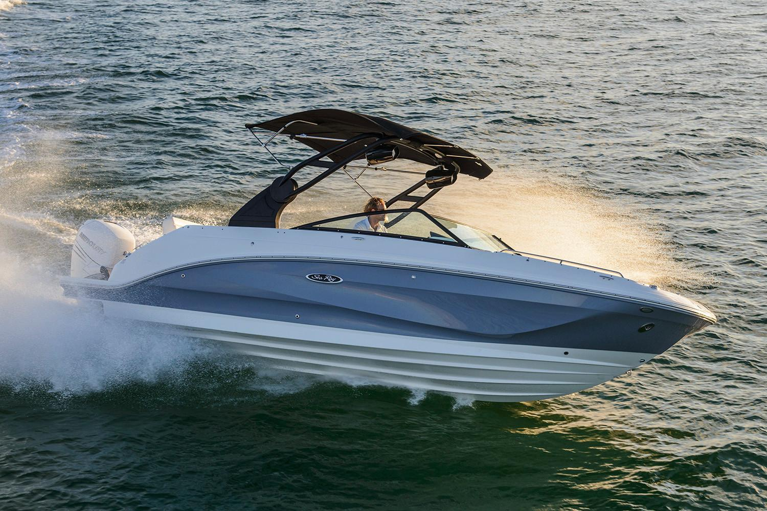 2021 Sea Ray                                                              SDX 250 Outboard Image Thumbnail #2
