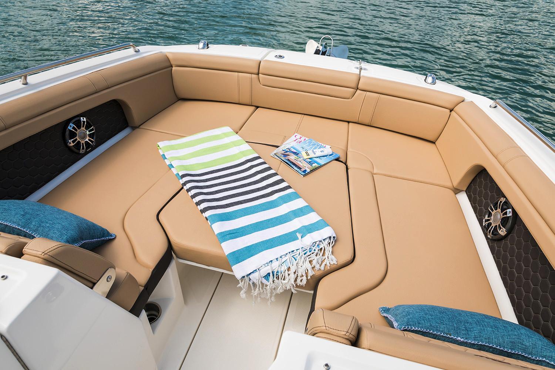 2021 Sea Ray                                                              SDX 290 Outboard Image Thumbnail #5