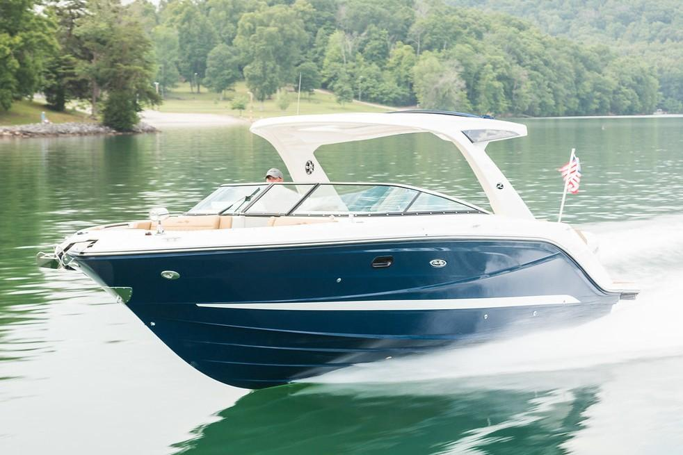 2021 Sea Ray                                                              SLX 310 OB Image Thumbnail #2