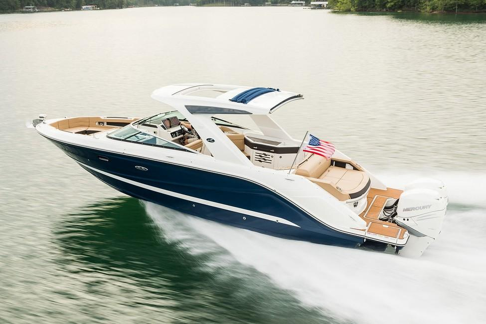 2021 Sea Ray                                                              SLX 310 OB Image Thumbnail #3