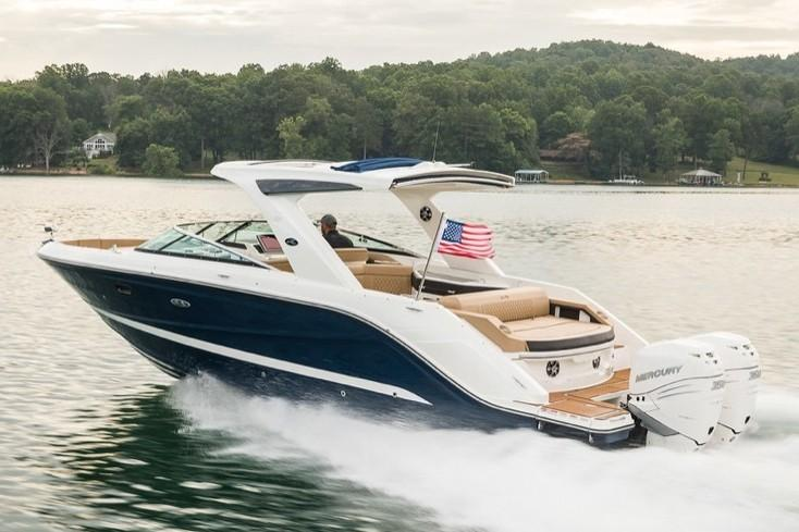 2021 Sea Ray                                                              SLX 310 OB Image Thumbnail #4