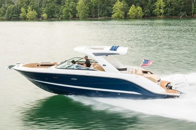 2021 Sea Ray                                                              SLX 310 OB Image Thumbnail #1