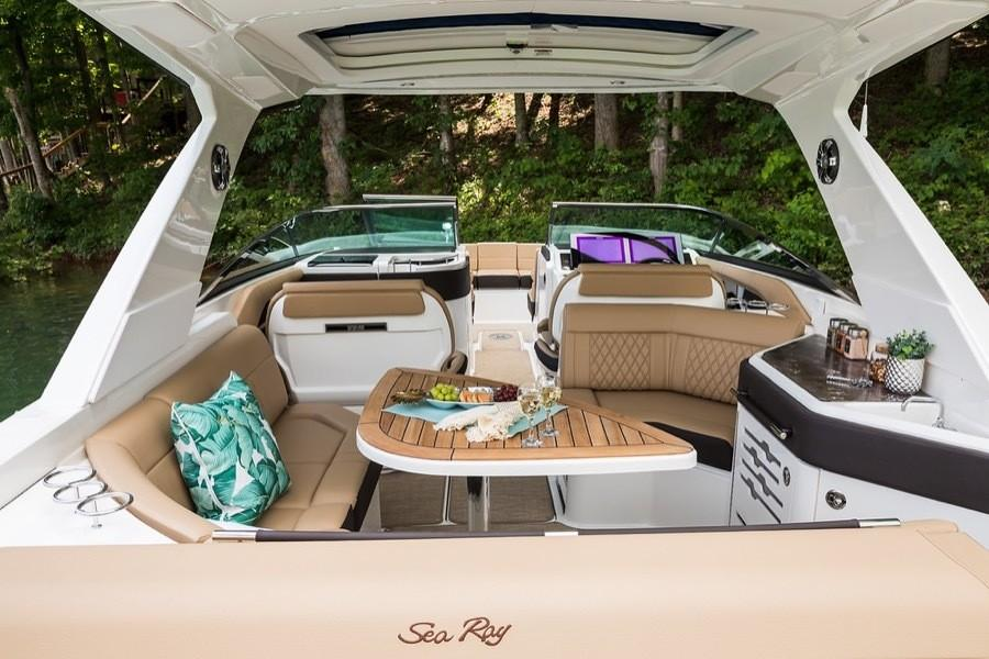 2021 Sea Ray                                                              SLX 310 OB Image Thumbnail #11