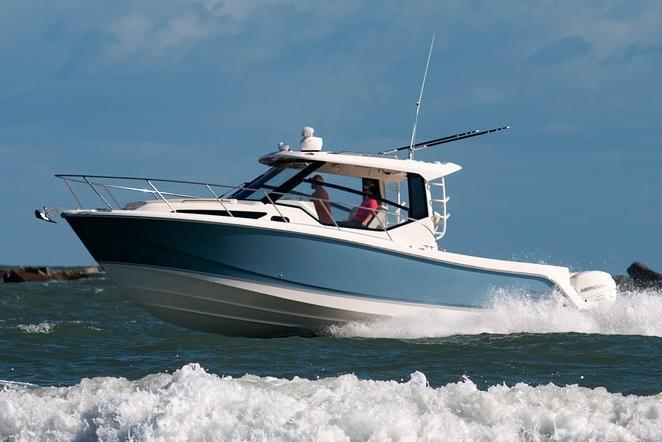 2021 Boston Whaler                                                              325 Conquest Image Thumbnail #0