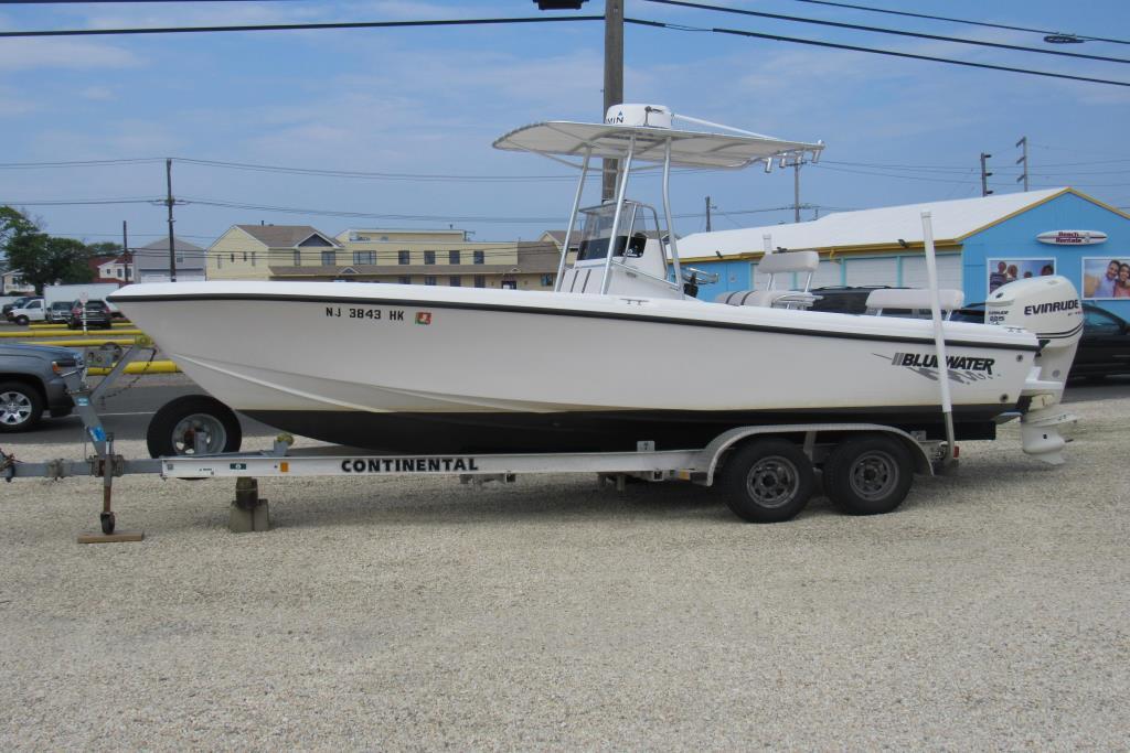2013 Bluewater Sportfishing 2150Cc