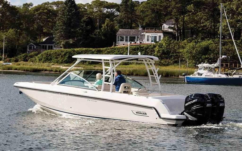 2018 Boston Whaler                                                              270 Vantage Image Thumbnail #16